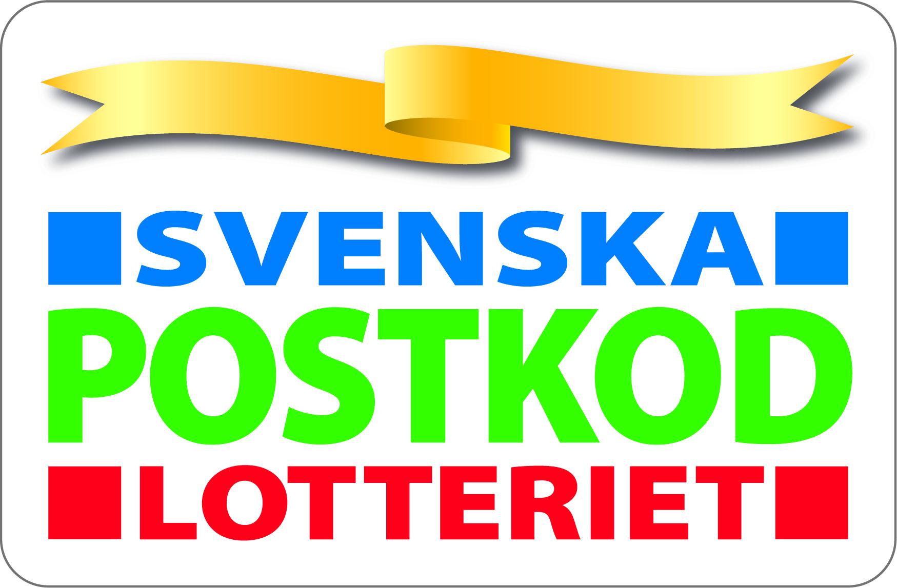 Logotyp för postkodlotteriet