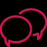 ikon som symboliserar Friends rådgivning