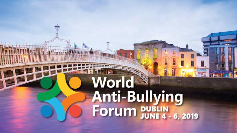 Logga för World Anti Bullying Forum, WABF