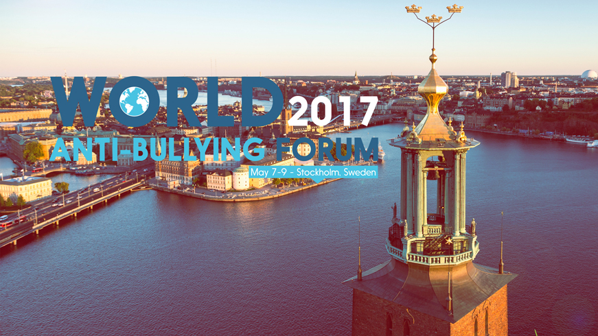 Logga för World Anti-Bullying Forum 2017