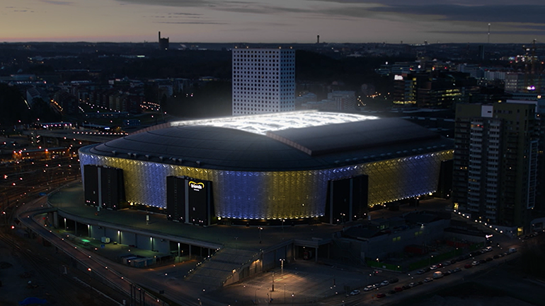 friends arena nattetid