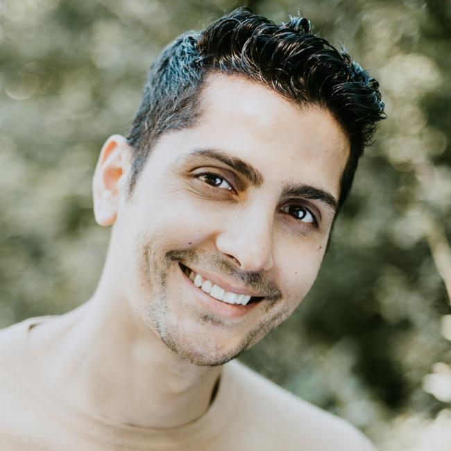 Friends ambassadör Goran Asaad