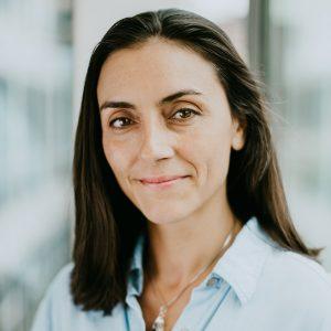 Bild på Linda Bonaventura som är Utvecklingsledare och kulturproducent på Friends