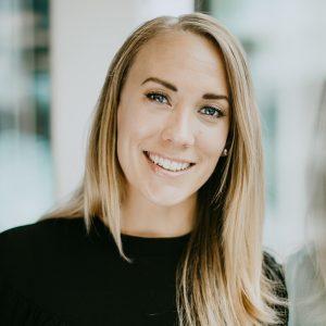 bild på Maria Loodberg som är processledare på Friends