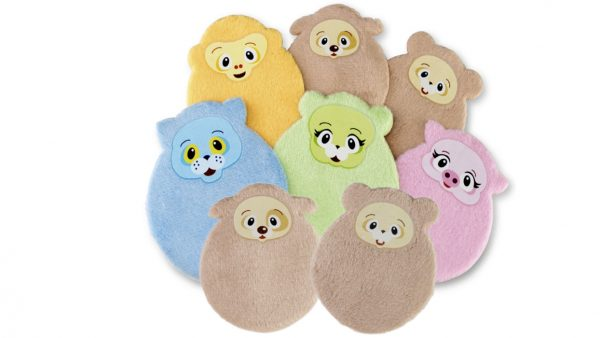 Cuddlings mjuka gosedjursplåster